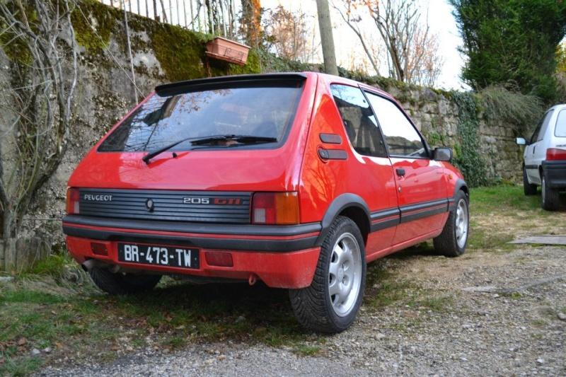 205 GTI 1L9 .... Titine ! 14893010