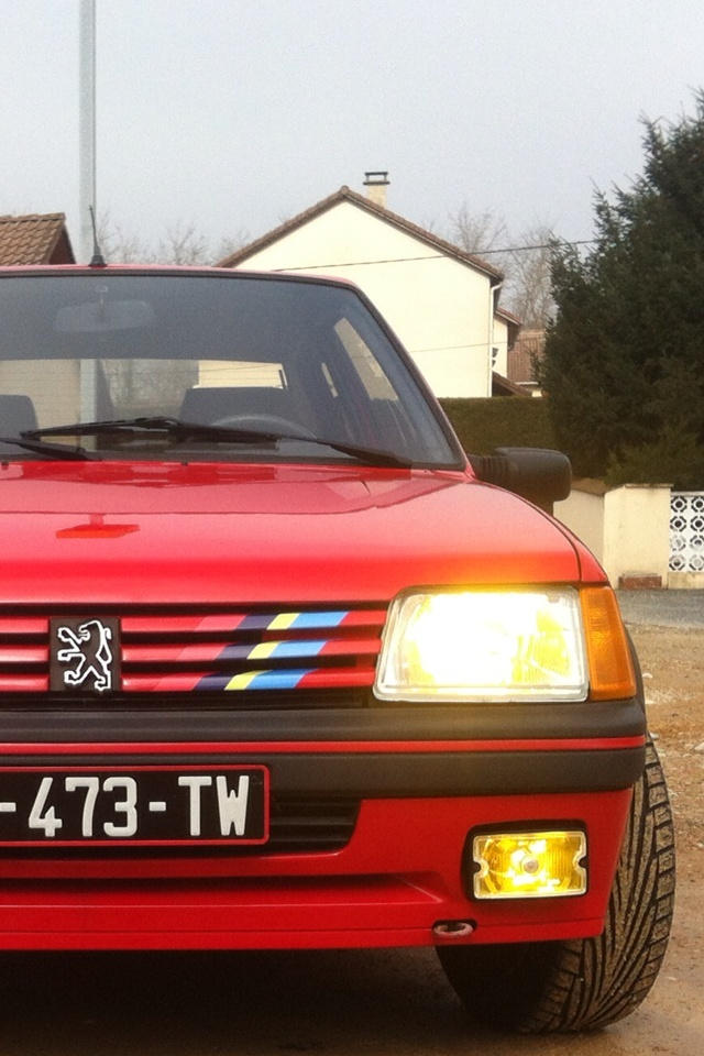 205 GTI 1L9 .... Titine ! Photo_15