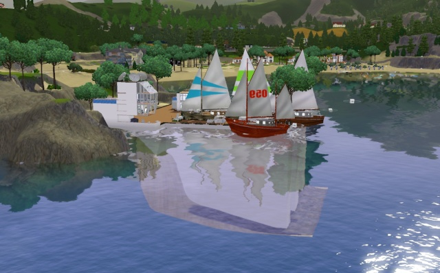 Millesim: ma ville a moi Port110