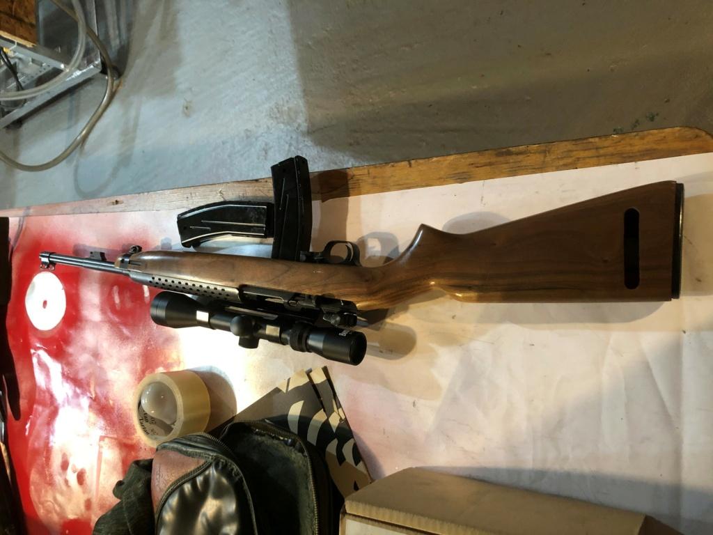 Universal M1 avec scope M110
