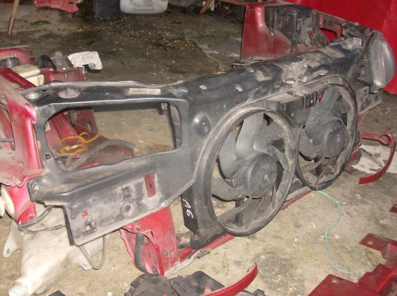 [ VENDIDO ] Travessa frontal - Peugeot 306 fase 2 306_fa19