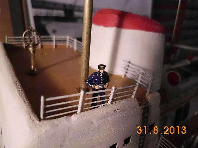 Robbe Cap Domingo 1/100 - Aufarbeit / Restaurierung - Seite 7 225
