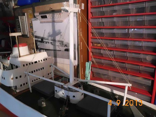 Robbe Cap Domingo 1/100 - Aufarbeit / Restaurierung - Seite 7 228