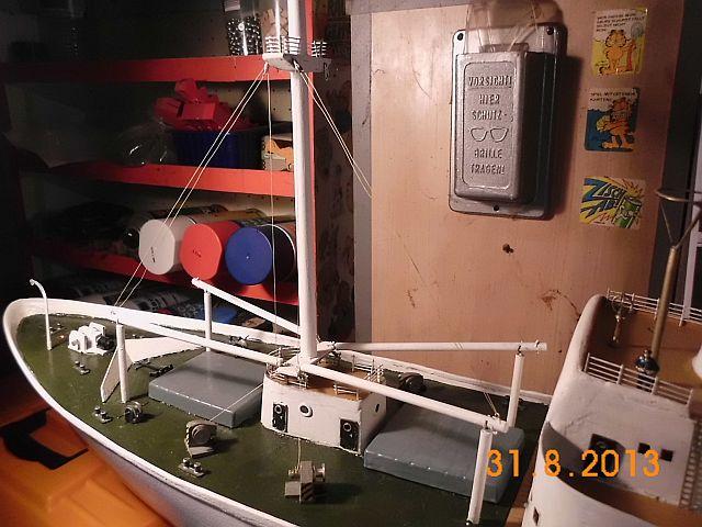 Robbe Cap Domingo 1/100 - Aufarbeit / Restaurierung - Seite 7 315