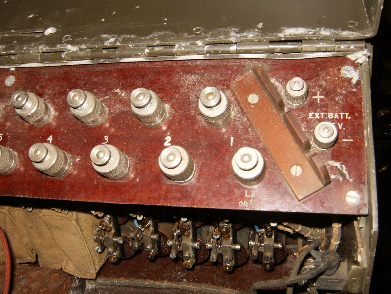 Need help restoring a ww2 Canadian Universal Call 10 Line Switchboard Septem12