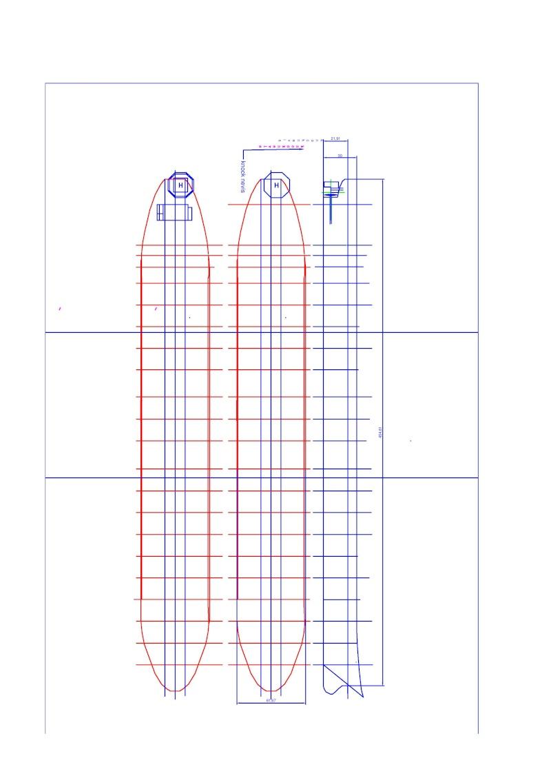 dati tecnici per progetto in cad superpetroliera Petrol12