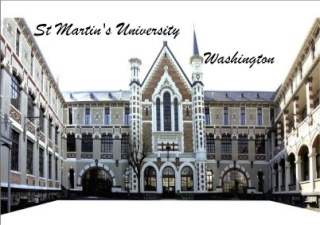 St Martin's University, Washington (AP) Stmart10