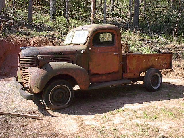 Parts Truck 04-17-21