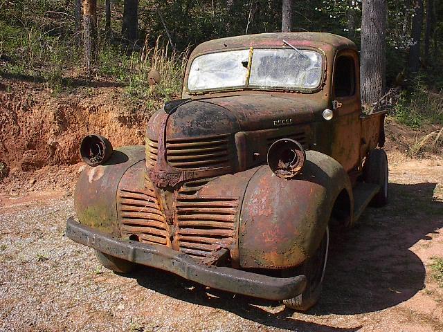 Parts Truck 04-17-22