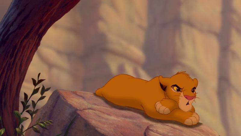 Disneyland - rewinded! Lion-k13
