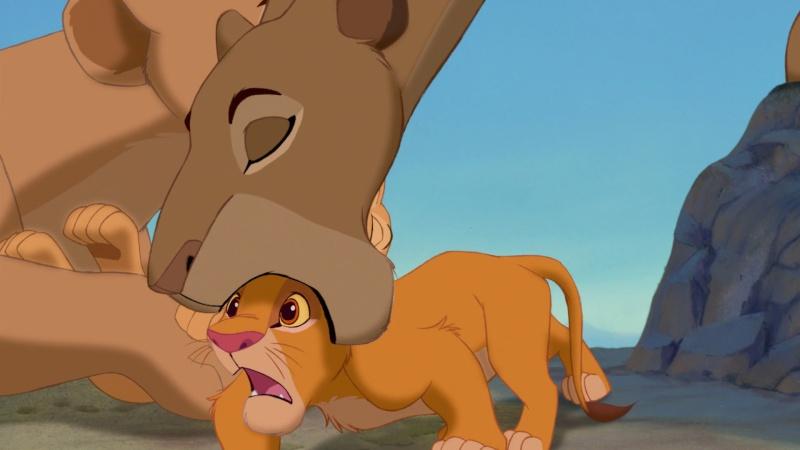 Disneyland - rewinded! Lion-k14