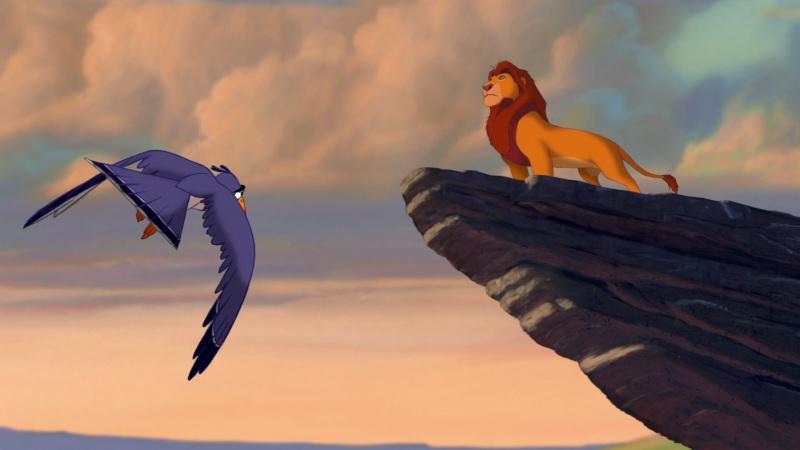 The Chronicles of Disneyland I(WIP) Lion-k17