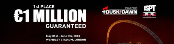 24hpoker Become a millionaire with 24hPoker at Wembley Stadium! Ispt-w10