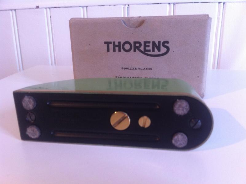 thorens - Les THORENS à olivier M Img_1623