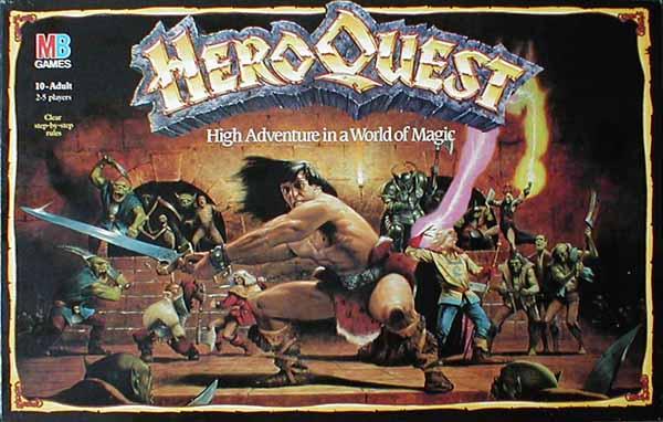 Hero Quest Heroqu10
