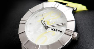 Women`s MANGO WATCHES flat rs 2,749 on 99Labels.com 63499810