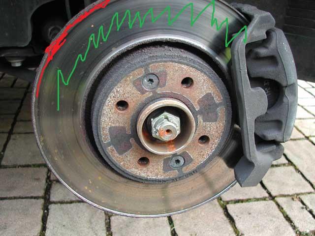 Freins peugeot 206 1.1 essence Jmant510