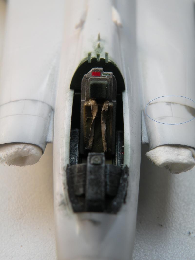 [Revell] J-35J draken - Fini Dscn5610