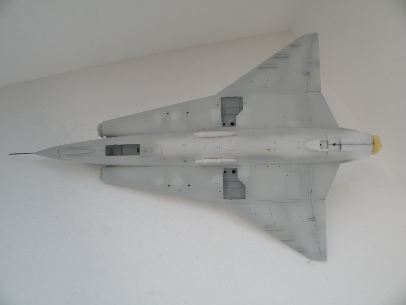[Revell] J-35J draken - Fini Dscn5611