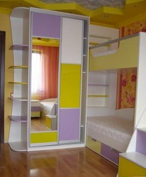 Кровать-чердак 5537110