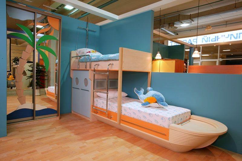 Кровать-чердак 8ddunn11
