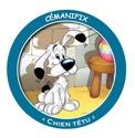 Détournements de BD Tintin Camani10