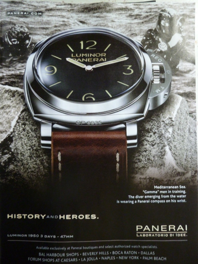 PUBLICITES PANERAI 00111