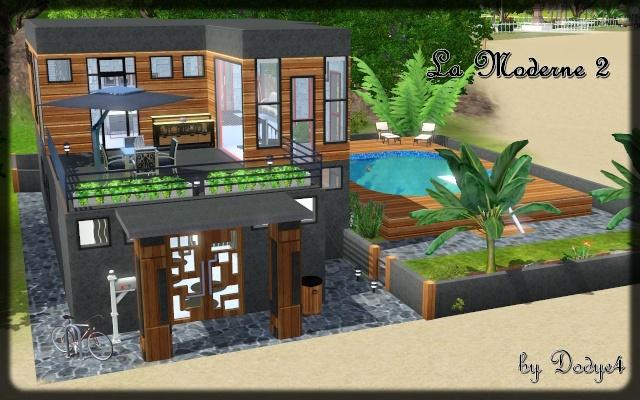 "[Apprenti] Construire un toit type ""Maison moderne"". Screen13"