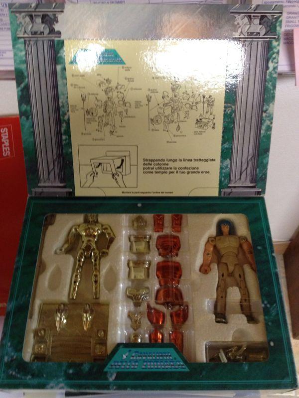 Cerco Pezzi dei Cavalieri dello Zodiaco Die Cast Vintage Img-2015