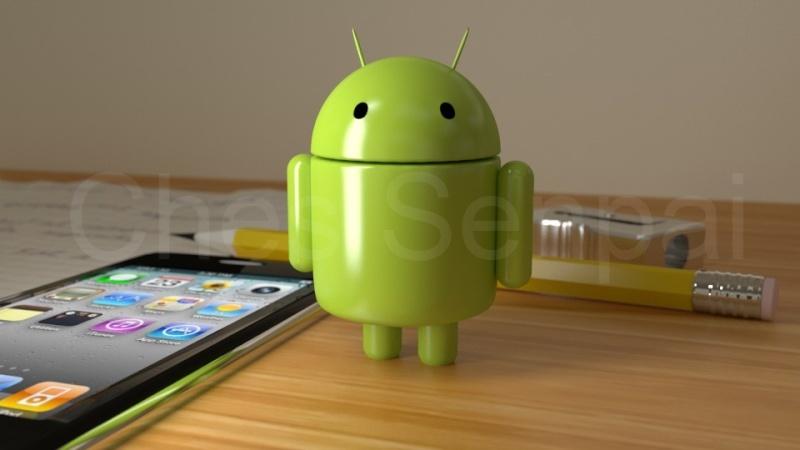 Mascota Android 5marca10