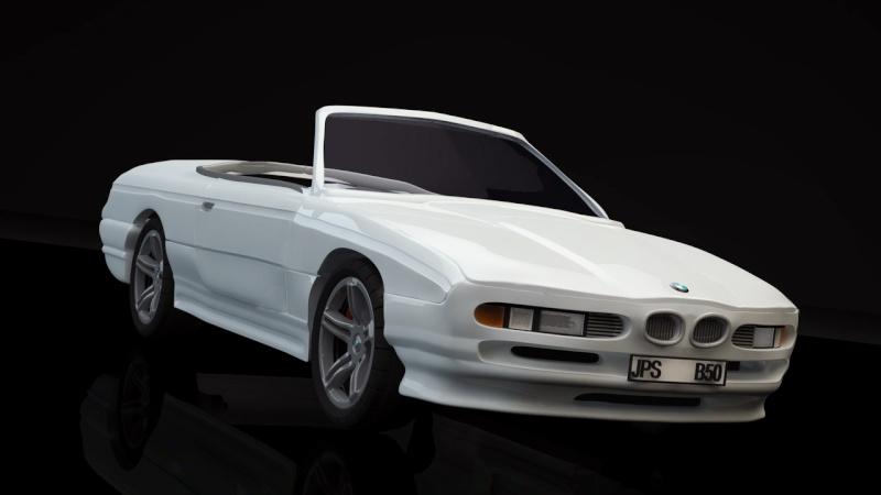 BMW 850I Cabriolet Bmw_8510