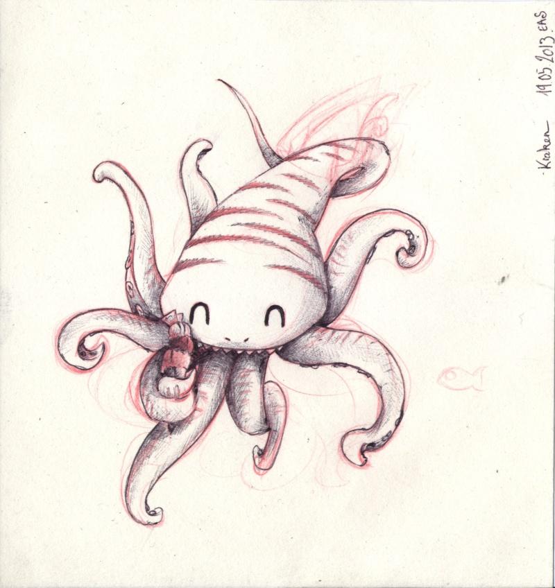 Sketch Pad Kraken10