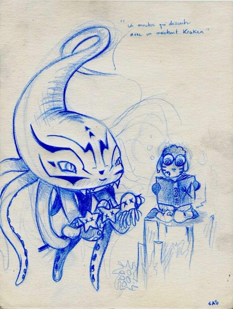 Sketch Pad Kraken11