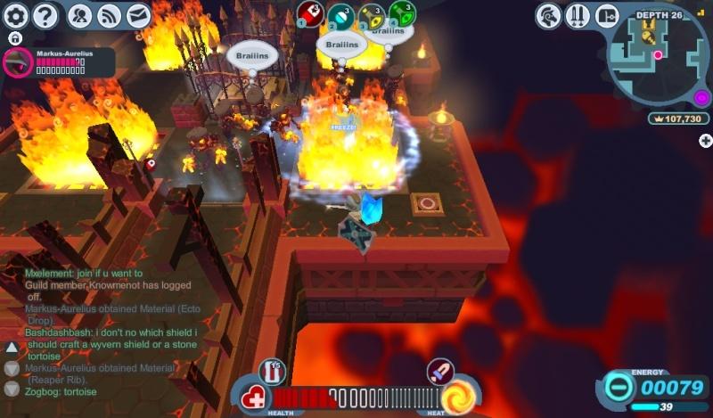 Fun Screenshots Spiral17
