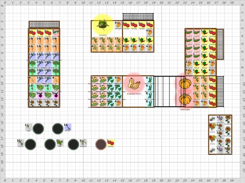 Please critique my garden plan! 39778710