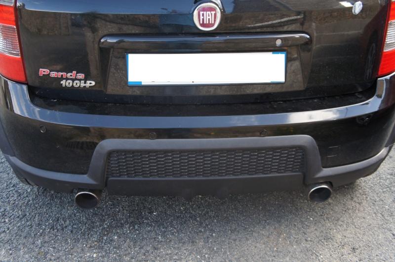 Installation radar de recul sur Fiat Panda  Dsc03211