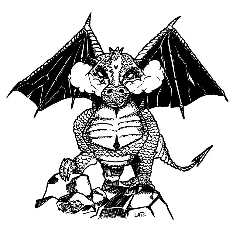 Illustrateur mercenaire Dragon10