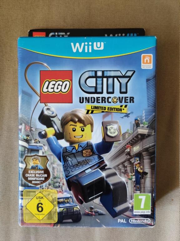 [ECH] Jeu WiiU Lego city undercover limited edition, neuf Img_2051