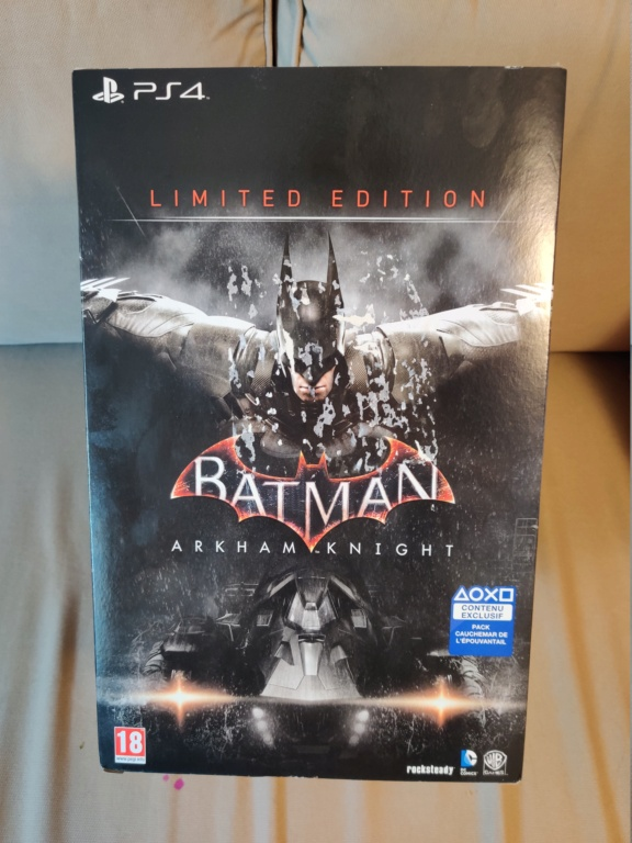 [VDS] PS4 - Batman Arkham Knight Collector's Edition Img_2064
