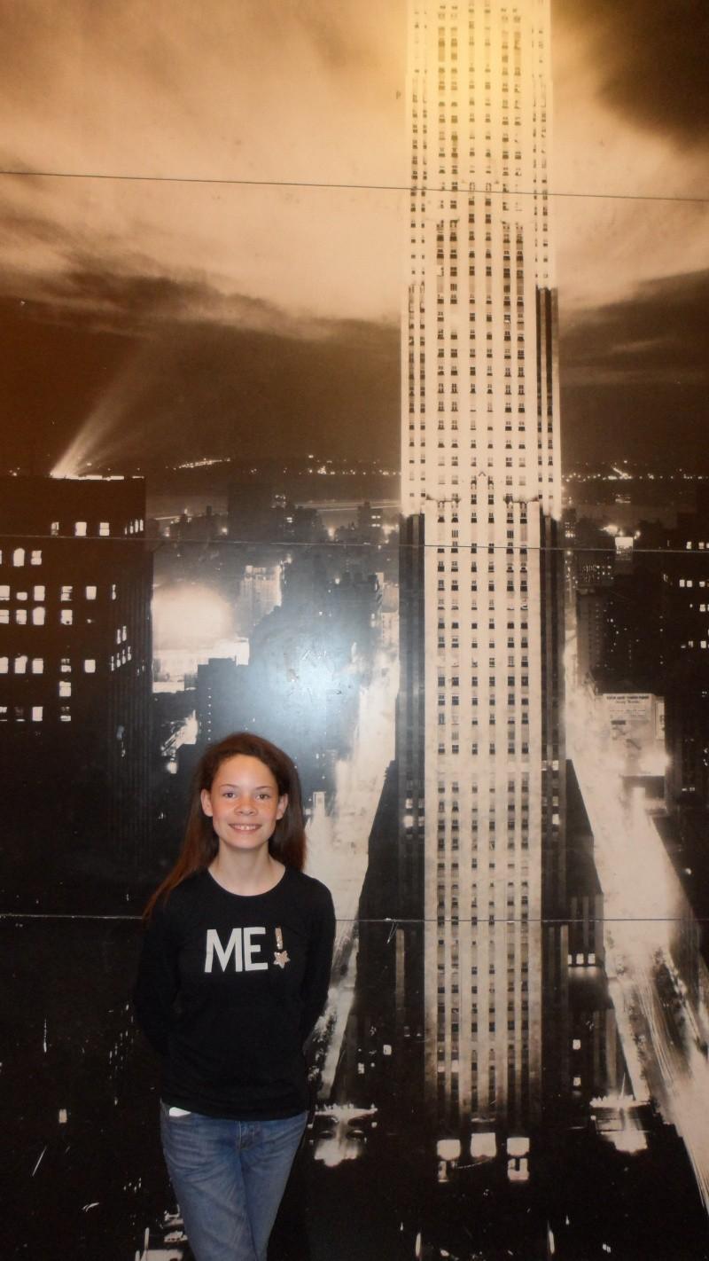 Séjour chez Mickey le mercredi 17 et jeudi 18 avril à l'hôtel New York 10410