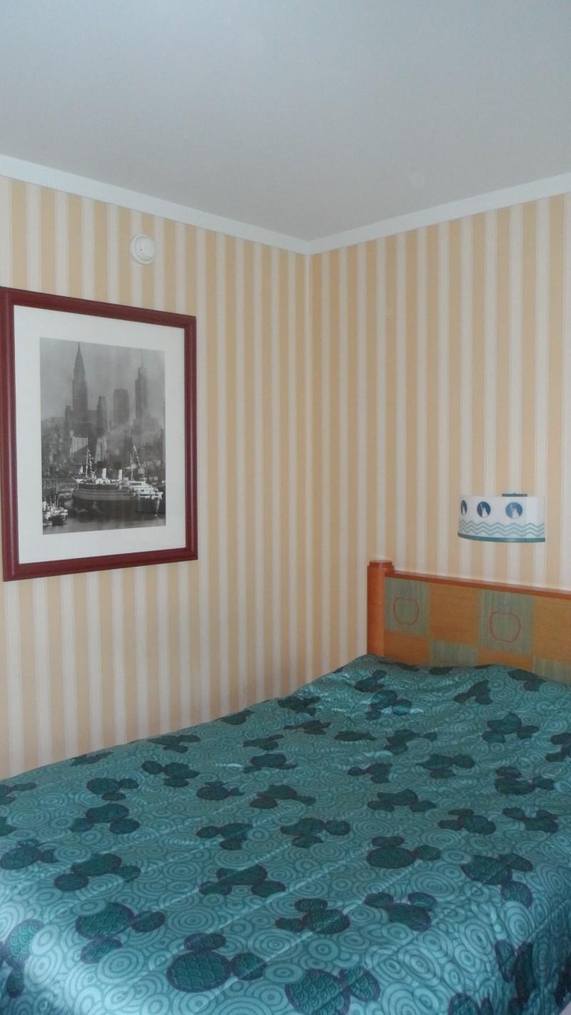 Séjour chez Mickey le mercredi 17 et jeudi 18 avril à l'hôtel New York 13610