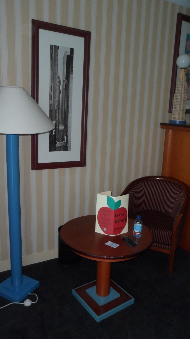 Séjour chez Mickey le mercredi 17 et jeudi 18 avril à l'hôtel New York 13910
