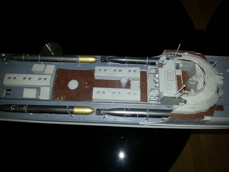 schnellboot s-100 ITALERI 1/35 transformable RC 20130912