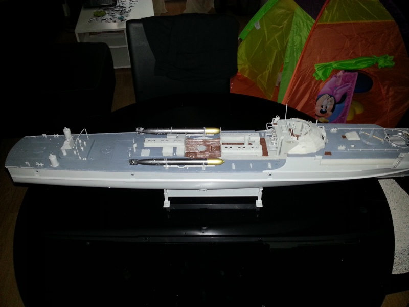 schnellboot s-100 ITALERI 1/35 transformable RC 20130913