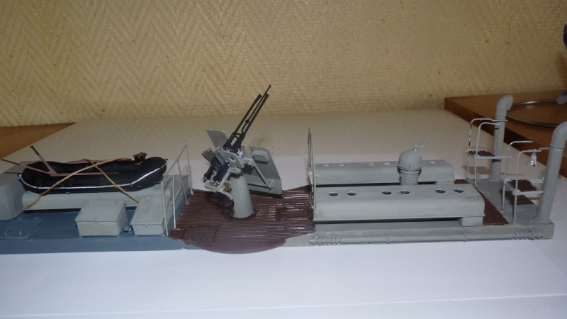 schnellboot s-100 ITALERI 1/35 transformable RC - Page 2 P1020822