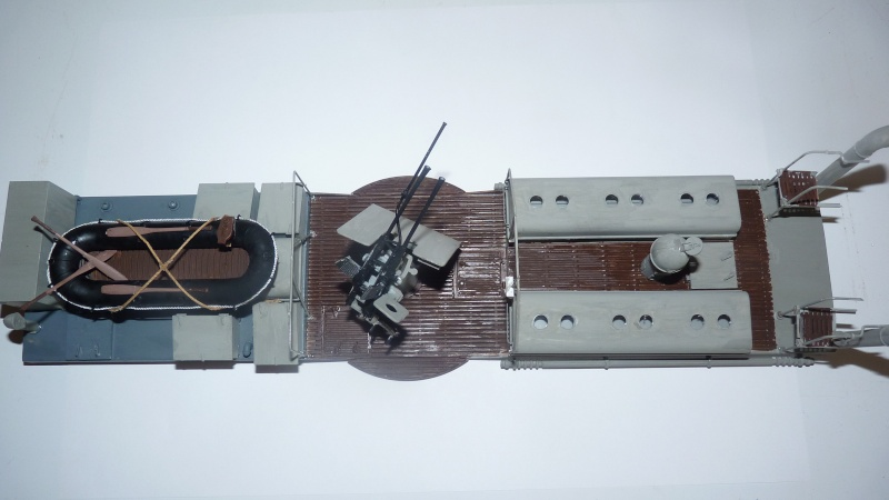 schnellboot s-100 ITALERI 1/35 transformable RC - Page 2 P1020823