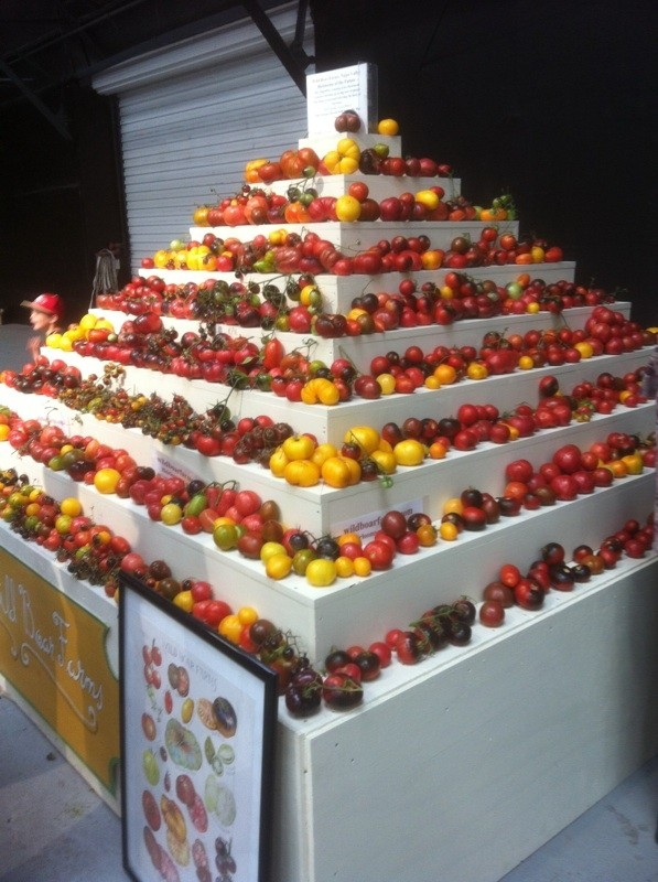 The National Heirloom Exposition - Sept in CA  Heirlo11