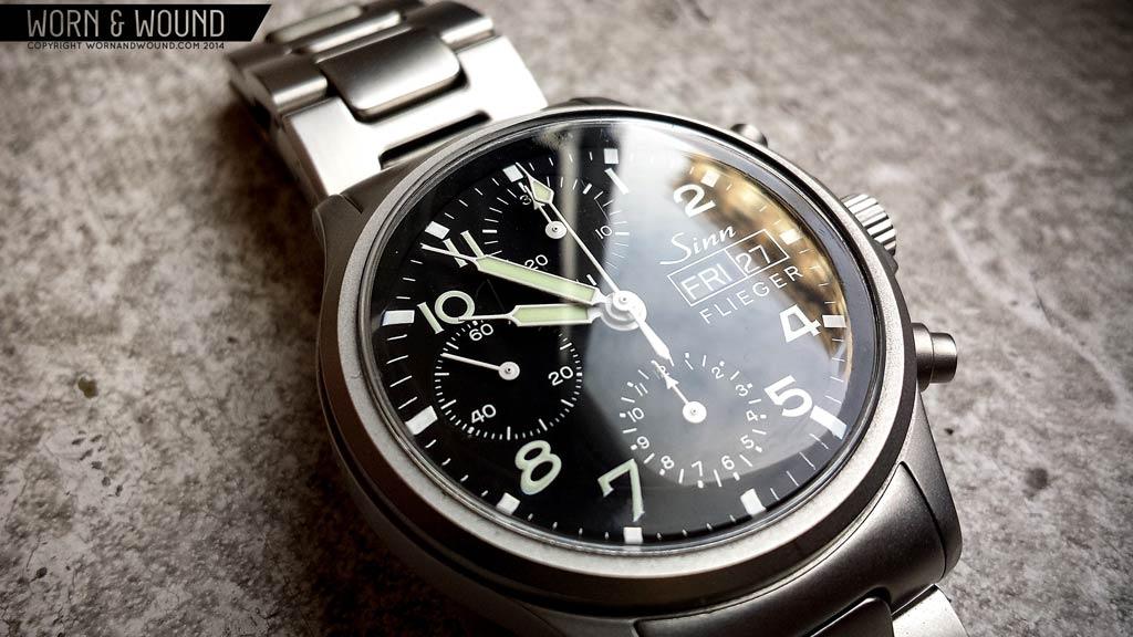 Choix premier beau chronographe - Page 2 Sinn_310
