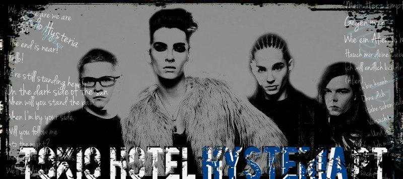 Tokio Hotel Hysteria ENG