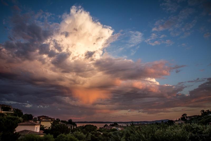 depression sur la baie de St Tropez Ej-20125